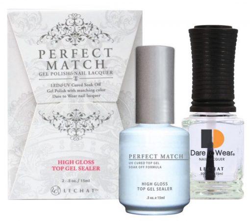 lechat-perfect-match-2-x-15ml-High Gloss Top Gel Sealer