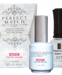 lechat-perfect-match-2-x-15ml-MATTE TOP GEL SEALER