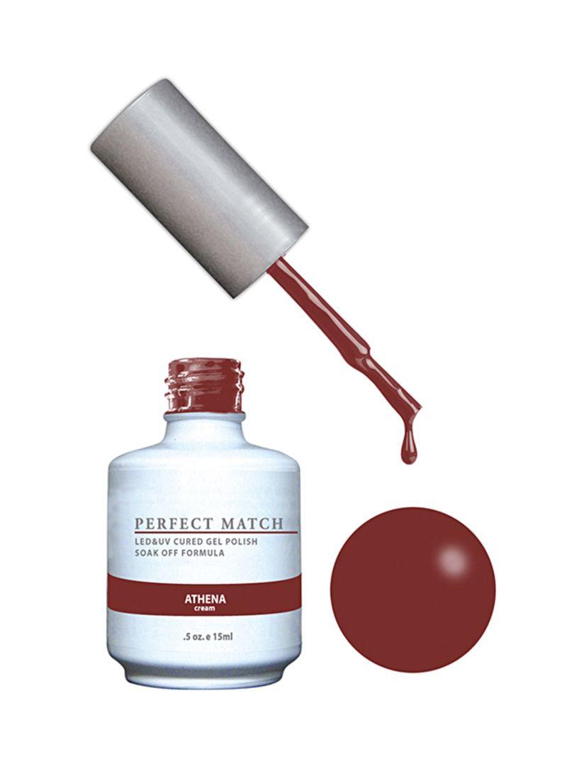 Perfect Match Athena (Gel Polish) - Nail Beauty Supplies