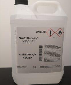 nailbeautysupplies-alcohol 70%+5%IPA